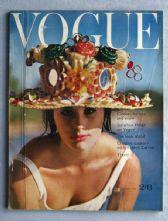 Vogue Magazine - 1962 - January